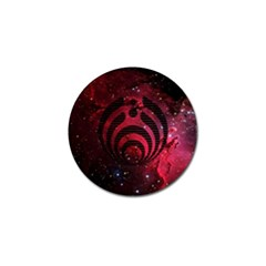 Nectar Galaxy Nebula Golf Ball Marker by Samandel