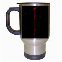 Nectar Galaxy Nebula Travel Mug (silver Gray)