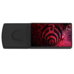Nectar Galaxy Nebula Rectangular Usb Flash Drive by Samandel