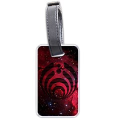 Nectar Galaxy Nebula Luggage Tags (two Sides)