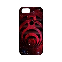 Nectar Galaxy Nebula Apple Iphone 5 Classic Hardshell Case (pc+silicone)