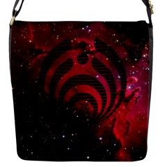 Nectar Galaxy Nebula Flap Messenger Bag (s)