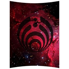 Nectar Galaxy Nebula Back Support Cushion by Samandel
