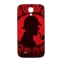 Book Cover For Sherlock Holmes And The Servants Of Hell Samsung Galaxy S4 I9500/i9505  Hardshell Back Case