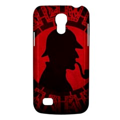 Book Cover For Sherlock Holmes And The Servants Of Hell Galaxy S4 Mini