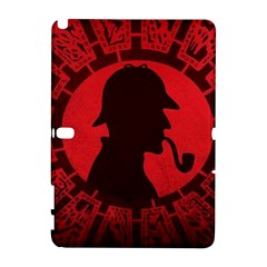 Book Cover For Sherlock Holmes And The Servants Of Hell Galaxy Note 1