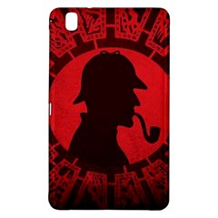 Book Cover For Sherlock Holmes And The Servants Of Hell Samsung Galaxy Tab Pro 8 4 Hardshell Case
