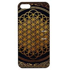 Tree Of Live Pattern Apple Iphone 5 Hardshell Case With Stand