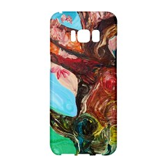 Big Coral Tree Samsung Galaxy S8 Hardshell Case