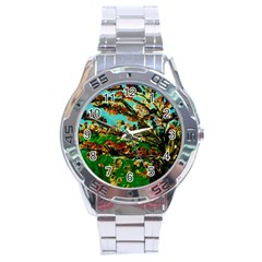 Coral Tree 1 Stainless Steel Analogue Watch by bestdesignintheworld