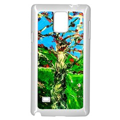 Coral Tree 2 Samsung Galaxy Note 4 Case (white)