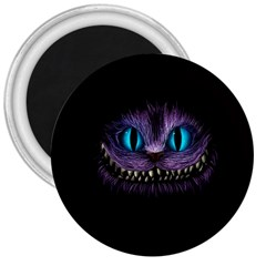 Cheshire Cat Animation 3  Magnets