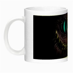 Cheshire Cat Animation Night Luminous Mugs