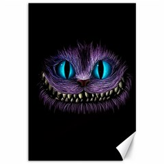 Cheshire Cat Animation Canvas 12  X 18