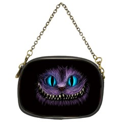 Cheshire Cat Animation Chain Purses (two Sides)