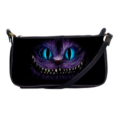 Cheshire Cat Animation Shoulder Clutch Bags