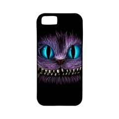 Cheshire Cat Animation Apple Iphone 5 Classic Hardshell Case (pc+silicone)