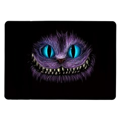 Cheshire Cat Animation Samsung Galaxy Tab 10 1  P7500 Flip Case