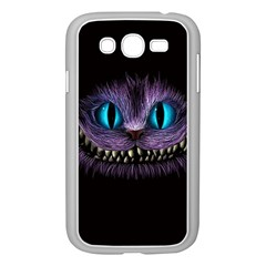Cheshire Cat Animation Samsung Galaxy Grand Duos I9082 Case (white)