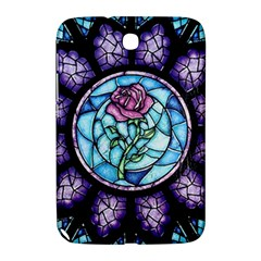 Cathedral Rosette Stained Glass Samsung Galaxy Note 8 0 N5100 Hardshell Case