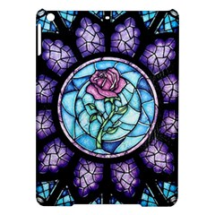 Cathedral Rosette Stained Glass Ipad Air Hardshell Cases
