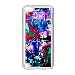 Combat Trans 6 Apple Ipod Touch 5 Case (white) by bestdesignintheworld