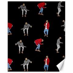 Drake Ugly Holiday Christmas Canvas 16  X 20