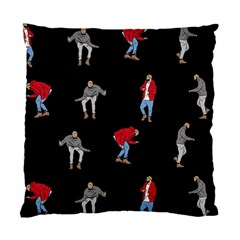 Drake Ugly Holiday Christmas Standard Cushion Case (one Side) by Samandel
