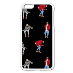 Drake Ugly Holiday Christmas Apple Iphone 6 Plus/6s Plus Enamel White Case by Samandel