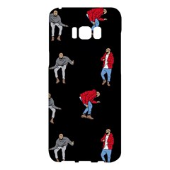 Drake Ugly Holiday Christmas Samsung Galaxy S8 Plus Hardshell Case