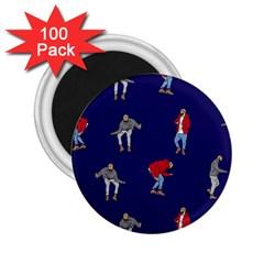 Drake Ugly Holiday Christmas 2 25  Magnets (100 Pack)  by Samandel