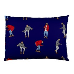 Drake Ugly Holiday Christmas Pillow Case by Samandel