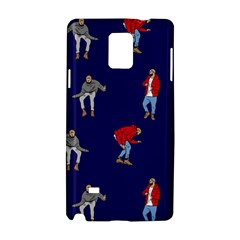 Drake Ugly Holiday Christmas Samsung Galaxy Note 4 Hardshell Case by Samandel