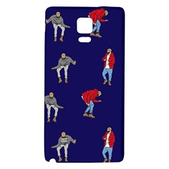Drake Ugly Holiday Christmas Galaxy Note 4 Back Case by Samandel