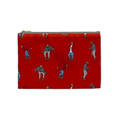 Drake Ugly Holiday Christmas Cosmetic Bag (medium)