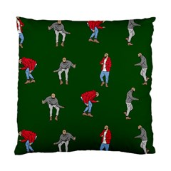 Drake Ugly Holiday Christmas Standard Cushion Case (two Sides) by Samandel