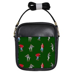 Drake Ugly Holiday Christmas Girls Sling Bags