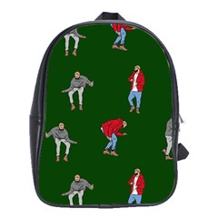 Drake Ugly Holiday Christmas School Bag (xl)