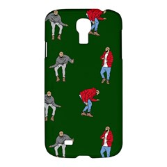 Drake Ugly Holiday Christmas Samsung Galaxy S4 I9500/i9505 Hardshell Case