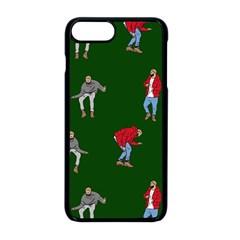 Drake Ugly Holiday Christmas Apple Iphone 8 Plus Seamless Case (black)