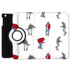 Drake Ugly Holiday Christmas Apple Ipad Mini Flip 360 Case by Samandel