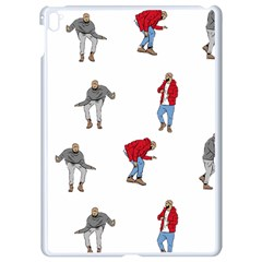 Drake Ugly Holiday Christmas Apple Ipad Pro 9 7   White Seamless Case by Samandel