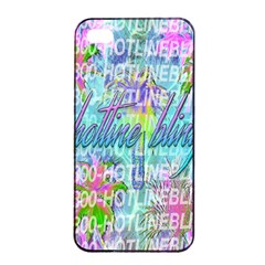 Drake 1 800 Hotline Bling Apple Iphone 4/4s Seamless Case (black) by Samandel
