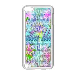 Drake 1 800 Hotline Bling Apple Ipod Touch 5 Case (white) by Samandel