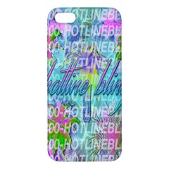 Drake 1 800 Hotline Bling Apple Iphone 5 Premium Hardshell Case by Samandel