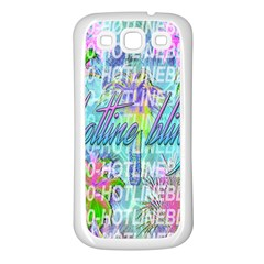 Drake 1 800 Hotline Bling Samsung Galaxy S3 Back Case (white) by Samandel