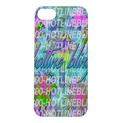 Drake 1 800 Hotline Bling Apple Iphone 5s/ Se Hardshell Case by Samandel