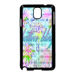 Drake 1 800 Hotline Bling Samsung Galaxy Note 3 Neo Hardshell Case (black) by Samandel