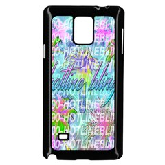 Drake 1 800 Hotline Bling Samsung Galaxy Note 4 Case (black) by Samandel