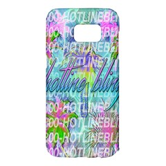 Drake 1 800 Hotline Bling Samsung Galaxy S7 Edge Hardshell Case by Samandel